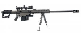 BARRETT FIREARMS Rifle 82A1 50 CAL