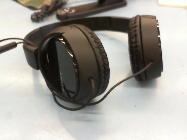 SONY Headphones HEADPHONES BLACK