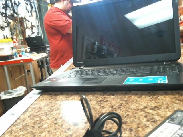TOSHIBA PC Laptop/Netbook C55D-B5385