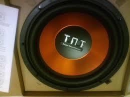 TNT CAR AUDIO Car Speaker Cabinet NUETRON SPEAKERS