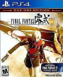 SQUARE ENIX Sony PlayStation 4 Game FINAL FANTASY TYPE-0