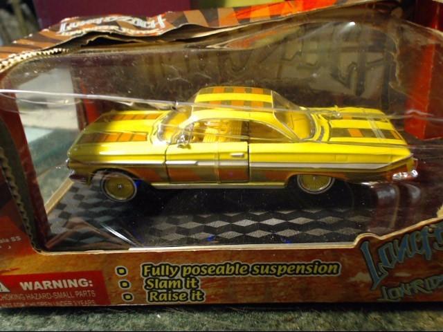 MALIBU INTERNATIONAL Toy Vehicle LOWRIDERZ REPAIR
