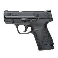 SMITH & WESSON Pistol M&P 9 SHIELD (10086)