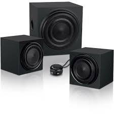 BLACKWEB Computer Speakers BWA15HO109