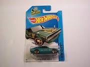 MATTEL Toy Vehicle HOTY WHEELS BFC45