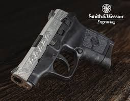 SMITH & WESSON Pistol M&P BODYGUARD 380 10110