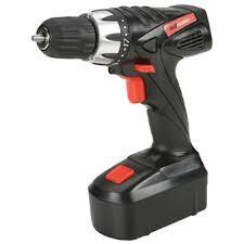 DRILL MASTER Cordless Drill 68239