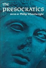 THE ODYSSEY PRESS Fiction Book THE PRESOCRATICS