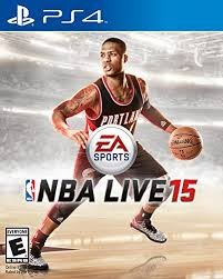 SONY Game EA SPORTS NBA LIVE 15