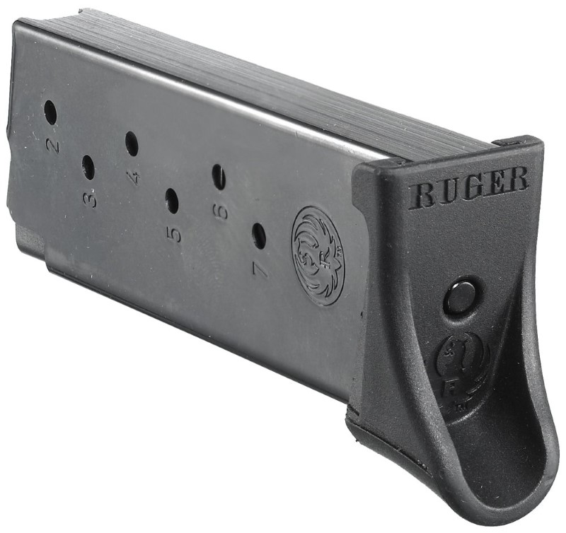 RUGER Clip/Magazine LC9 MAG-7 RD W/ EXT