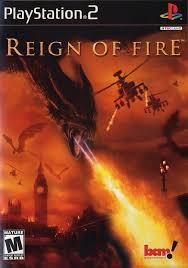 SONY Sony PlayStation 2 Game REIGN OF FIRE