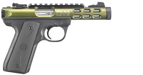 RUGER Pistol 22/45 LITE 3912