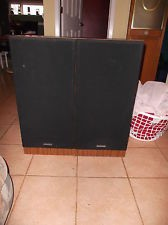 KENWOOD Speakers/Subwoofer JL770 SPEAKERS