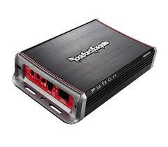 ROCKFORD FOSGATE Car Amplifier PUNCH PBR300X1