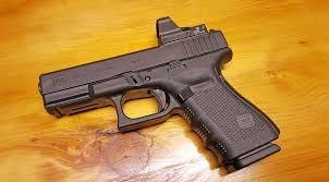 GLOCK Pistol 19 GEN 4 MOS