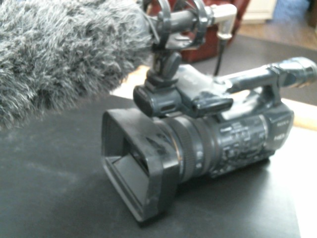 SONY Camcorder HDR-AX2000