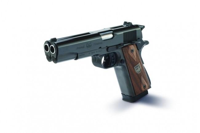 ARSENAL FIREARMS Pistol 2011 BLUED DOUBLE BARREL