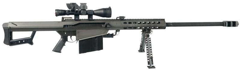 BARRETT FIREARMS Rifle 82A1