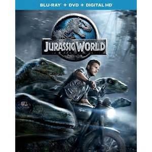 BLU-RAY MOVIE Blu-Ray JURASSIC WORLD