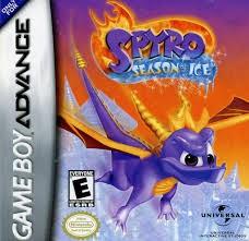 NINTENDO Nintendo GBA Game SPYRO SEASON OF ICE