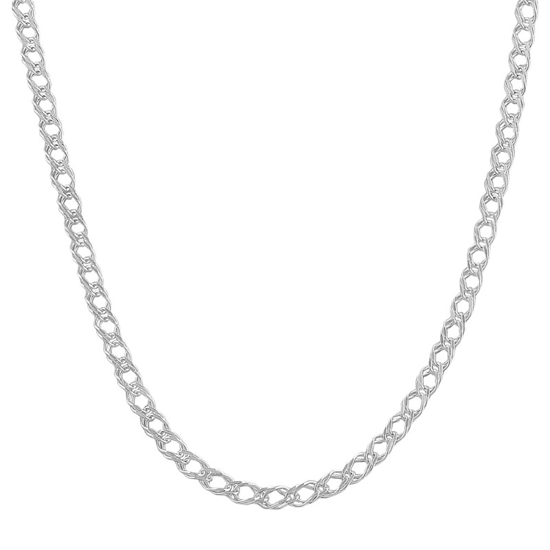 "Tiffany & Co. 16"" Silver Chain 925 Silver 1.8g"