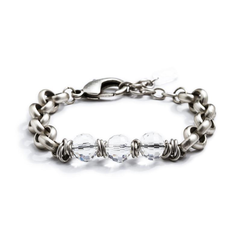 Silver Fashion Bracelet 925 Silver 8.4dwt