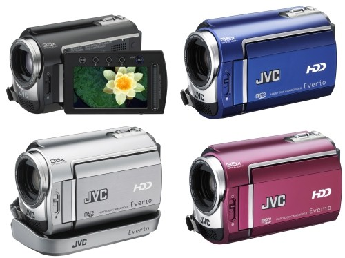 JVC Camcorder GZ-E100AU