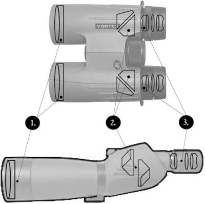 TASCO Binocular/Scope 420FT