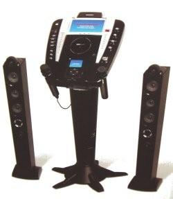 VOCOPRO Karaoke Machine GIG-MASTER