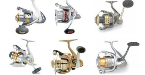 SHIMANO Fishing Reel ROD AND REEL