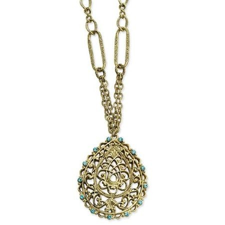 Necklace/Pendant Silver Stainless 1dwt