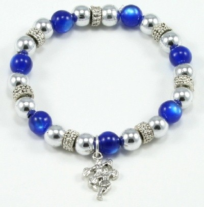 Bracelet Silver Stainless 3.7dwt