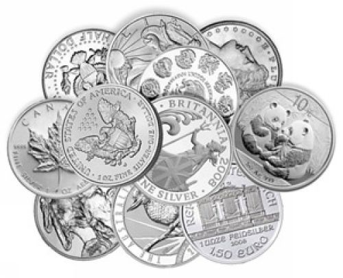 SOMALI REPUBLIC Silver Coin 1OZ. 100 SHILLINGS AFRICAN WILDLIFE SILVER COIN