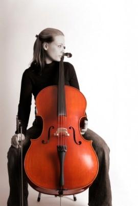 GLAESEL Cello CE44F