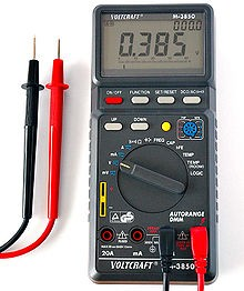 EXCEL Multimeter XL830L XL830L