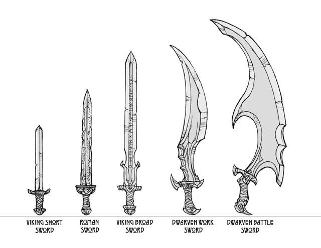 UNITED CUTLERY Sword BROAD SWORD