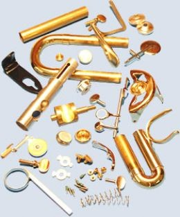 FAT BOY Musical Instruments Part/Accessory A021BK-S