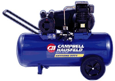 BUFFALO PNEUMATIC Air Compressor 5 GAL AIR COMPRESSOR