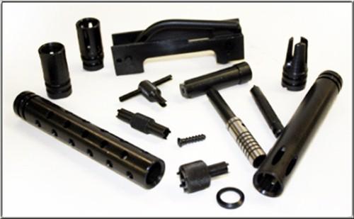 BURRIS Firearm Parts SCOPE RINGS