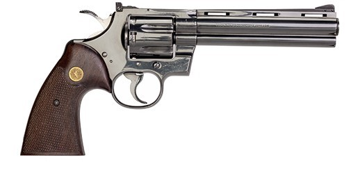 SMITH_&_WEESON 460_LVR REVOLVER S & W   STIANLESS_STEEL