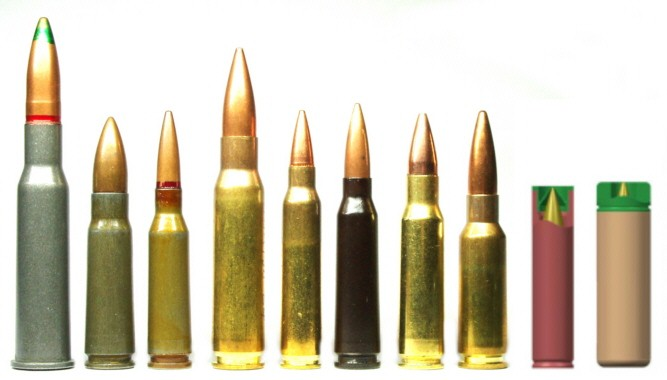 BARRETT FIREARMS Ammunition 416B