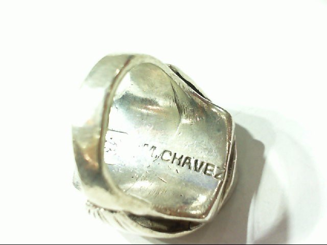 Lady's Silver Ring 925 Silver 31.9g