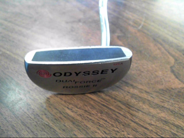 ODYSSEY Putter DUAL FORCE 990 STEEL PUTTER