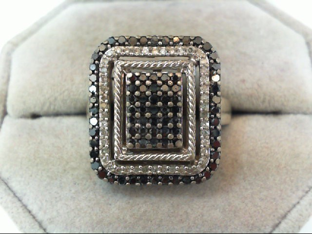 Lady's Silver Ring 925 Silver 6.1g
