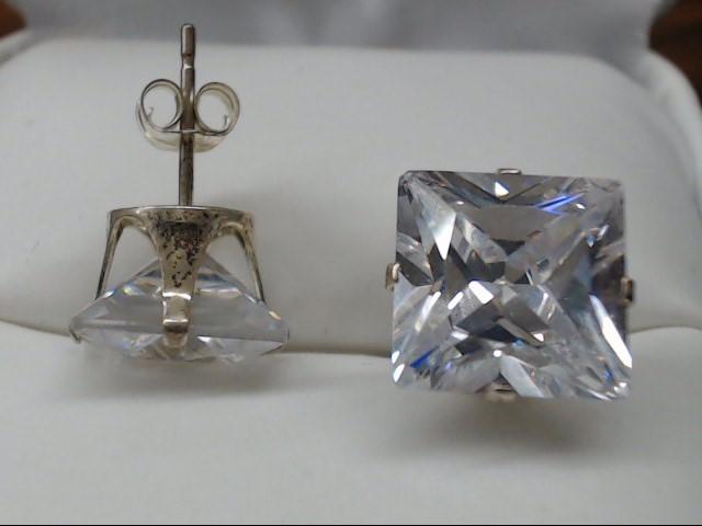 Silver Earrings 925 Silver 4.1g
