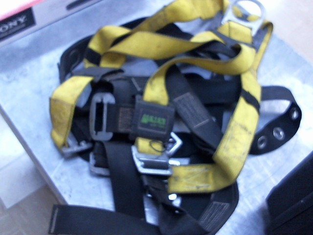 Miscellaneous Tool SAFETY HARNESS
