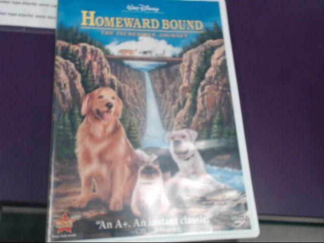 DVD MOVIE DVD HOMEWARD BOUND