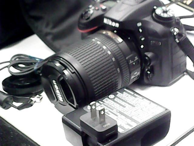NIKON Digital Camera D7100