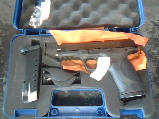 SMITH & WESSON Pistol M&P 40
