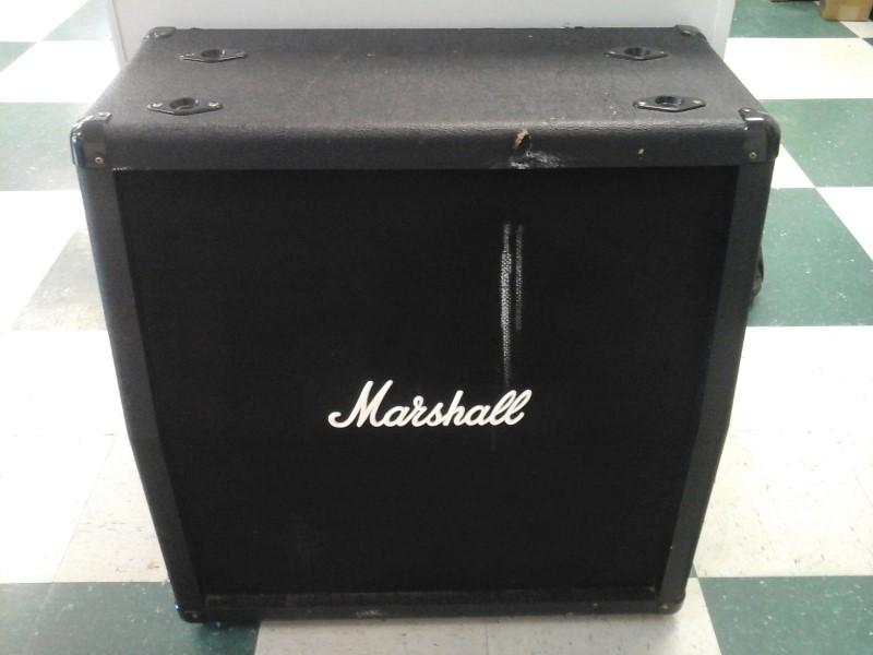 "MARSHALL ELECTRIC AMP MG412A 4x12"" 120W SLANT CABINET"
